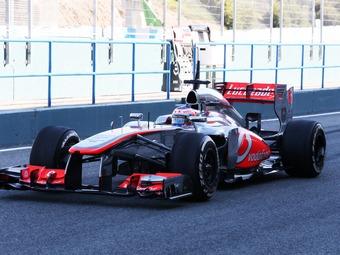 Высокий темп McLaren на тестах был вызван ошибкой механиков
