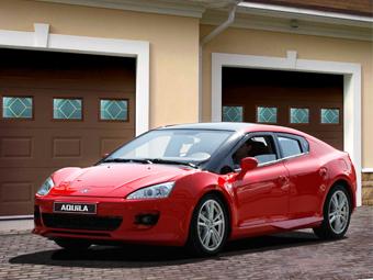 """""""ТагАЗ"""" продал два первых экземпляра своего четырехдверного купе"""