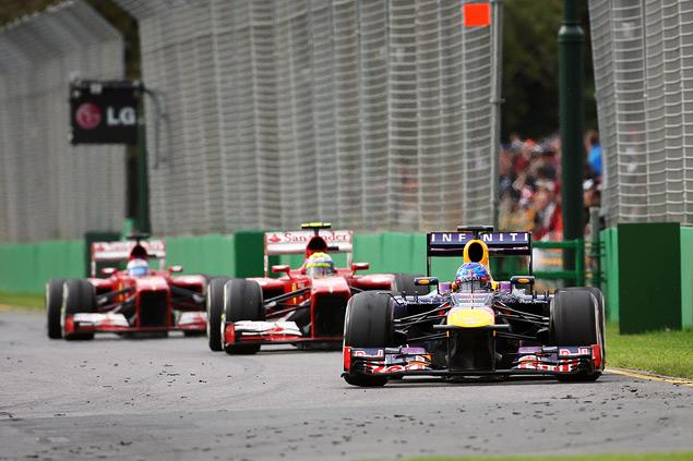 Кими Райкконен выиграл первую гонку сезона Формулы-1. Фото 3