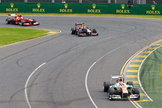 Кими Райкконен выиграл первую гонку сезона Формулы-1. Фото 4