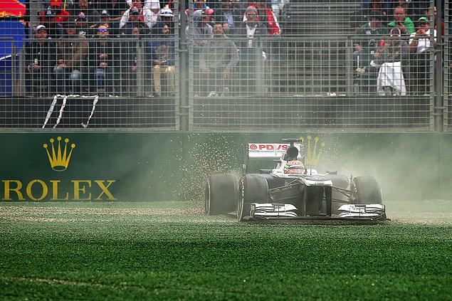 Кими Райкконен выиграл первую гонку сезона Формулы-1. Фото 5