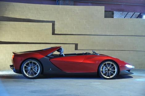 Автомобиль будет стоить три миллиона евро. Фото 1