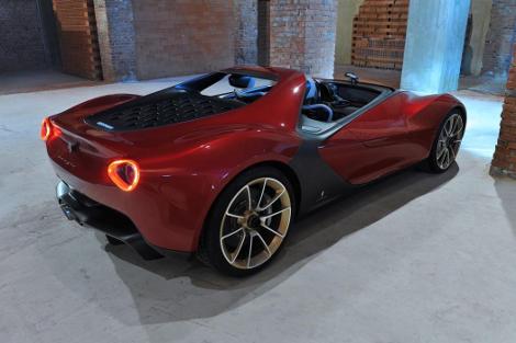 Автомобиль будет стоить три миллиона евро. Фото 2