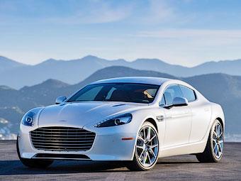 До России добрался большой хэтчбек Aston Martin