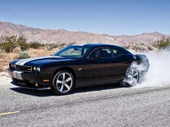 """""""Крайслер"""" попросил не ездить на Dodge Challenger"""