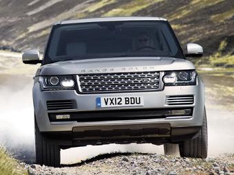 Range Rover станет роскошнее