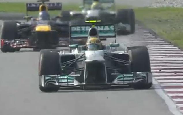 Онлайн-трансляция второго этапа Формулы-1 2013 года. Фото 3