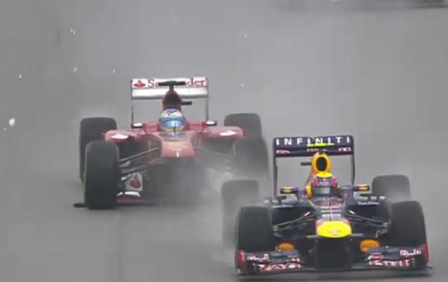 Онлайн-трансляция второго этапа Формулы-1 2013 года. Фото 8