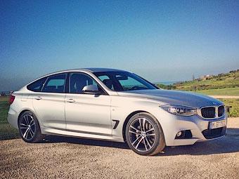Названы рублевые цены на хэтчбек BMW 3-Series