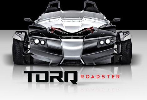 """400-сильный трехколесный автомобиль наберет """"сотню"""" за четыре секунды. Фото 3"""