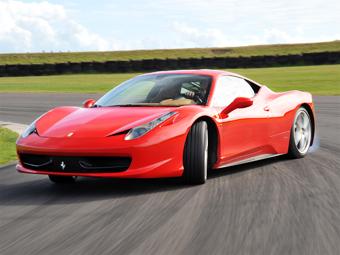 """У Ferrari 458 Italia появится """"заряженная"""" версия"""