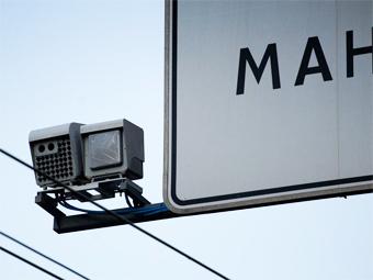 Москва раскрыла адреса всех дорожных камер