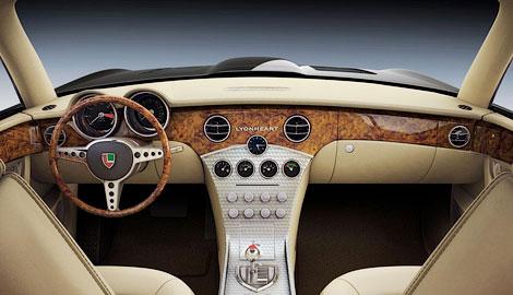 Компания Lyonheart представила современную интерпретацию Jaguar E-Type. Фото 7