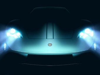 Князь Монако представит карбоновый суперкар