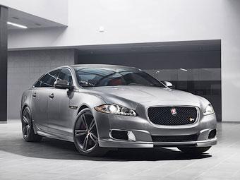 Флагманский Jaguar стал 550-сильным