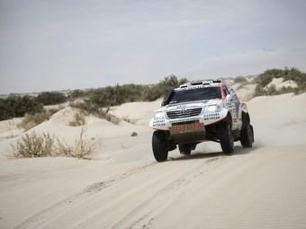 Новый маршрут «Дакара» пройдет через Боливию