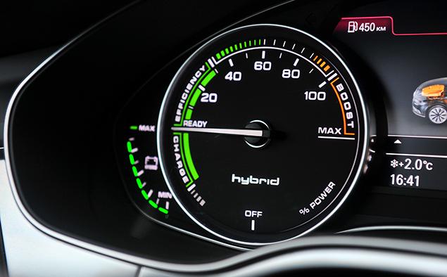 Длительный тест Audi A6 hybrid: часть вторая. Фото 2