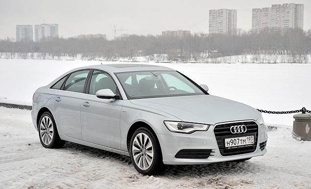 Длительный тест Audi A6 hybrid: часть вторая. Фото 3