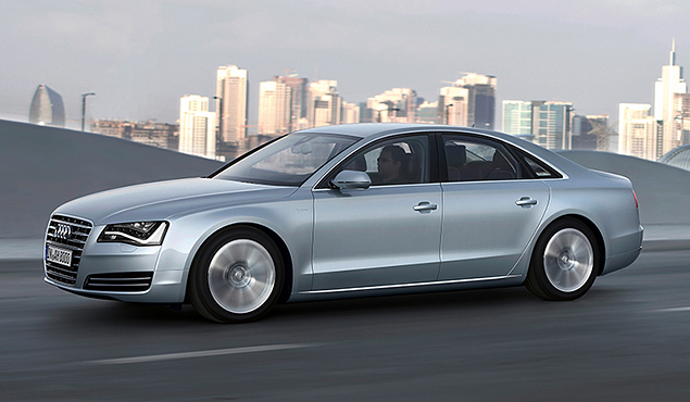 Длительный тест Audi A6 hybrid: часть вторая. Фото 6