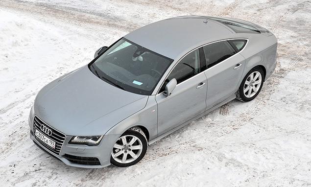 Длительный тест Audi A6 hybrid: часть вторая. Фото 7