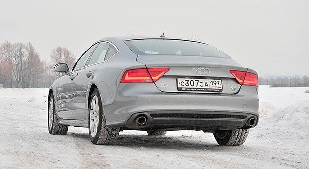 Длительный тест Audi A6 hybrid: часть вторая. Фото 8