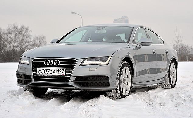 Длительный тест Audi A6 hybrid: часть вторая. Фото 9