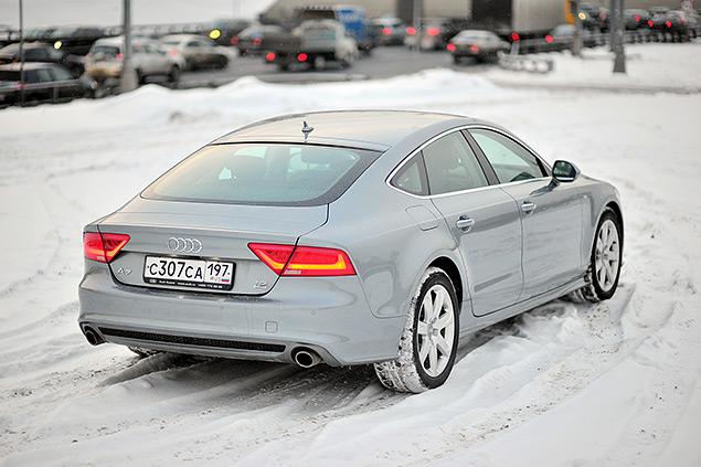 Длительный тест Audi A6 hybrid: часть вторая. Фото 10