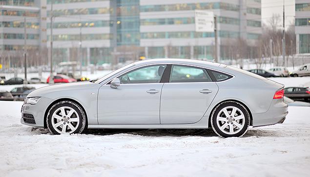 Длительный тест Audi A6 hybrid: часть вторая. Фото 11