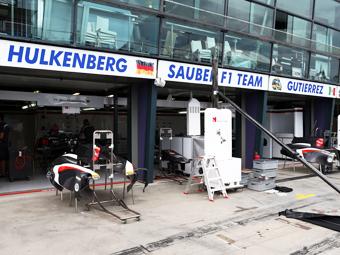 Команду Формулы-1 Sauber выставили на продажу