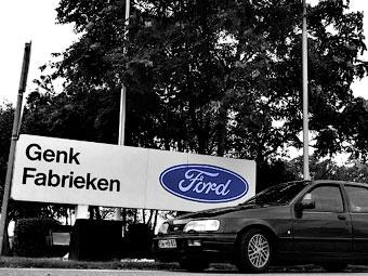 """Закрытие завода в Европе обойдется """"Форду"""" в 750 миллионов долларов"""