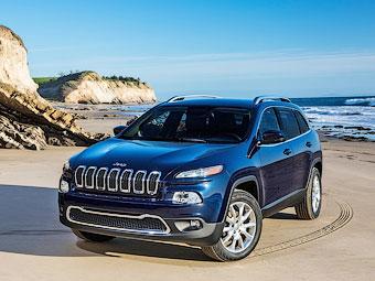 """""""Крайслер"""" задумал сделать новый Jeep Cherokee в три раза популярнее"""