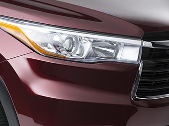 Toyota показала фрагмент Highlander нового поколения