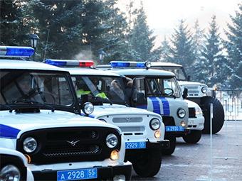 Для российской полиции создадут специальные автомобили