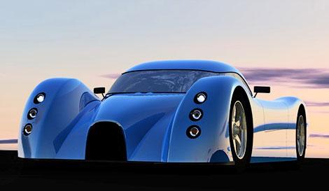 Электрический спорткар будет выпущен тиражом в 50 экземпляров
