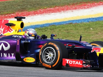 Команда Red Bull сделала дубль на Гран-при Малайзии