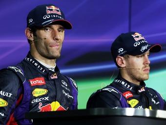 Австралийским болельщикам Формулы-1 вернули ставки на Уэббера