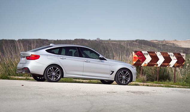 Тест-драйв самой просторной «трешки» BMW: 3-Series Gran Turismo