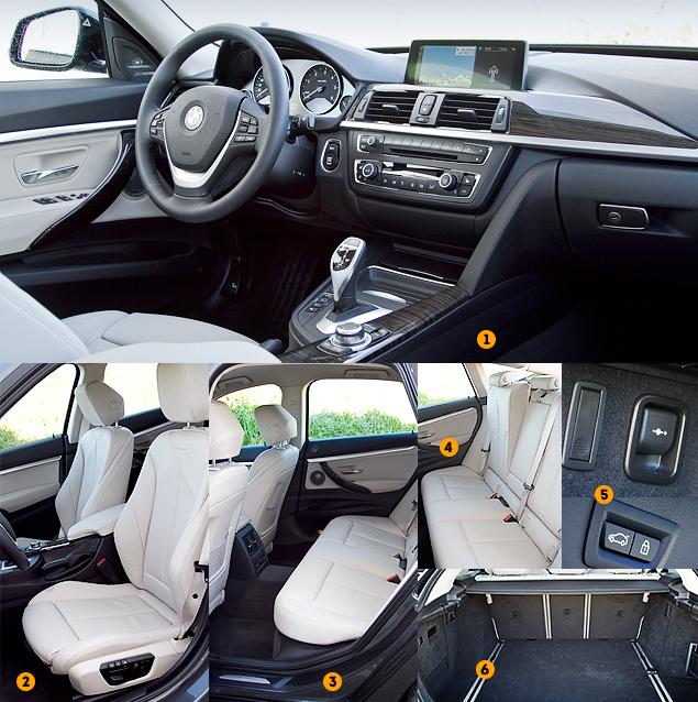 Тест-драйв самой просторной «трешки» BMW: 3-Series Gran Turismo. Фото 3