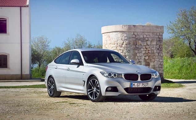 Тест-драйв самой просторной «трешки» BMW: 3-Series Gran Turismo. Фото 4