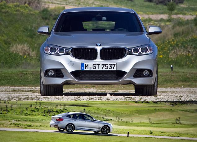 Тест-драйв самой просторной «трешки» BMW: 3-Series Gran Turismo. Фото 6