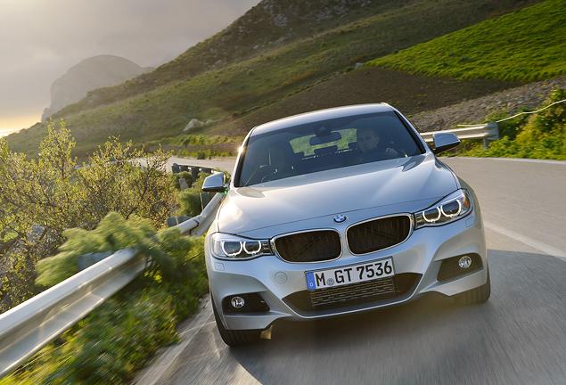 Тест-драйв самой просторной «трешки» BMW: 3-Series Gran Turismo. Фото 7