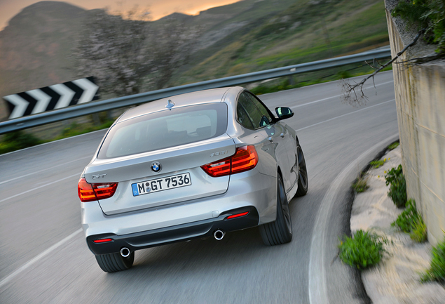 Тест-драйв самой просторной «трешки» BMW: 3-Series Gran Turismo. Фото 8