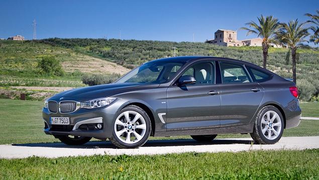 Тест-драйв самой просторной «трешки» BMW: 3-Series Gran Turismo. Фото 9
