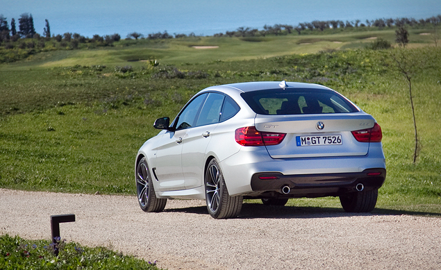 Тест-драйв самой просторной «трешки» BMW: 3-Series Gran Turismo. Фото 10