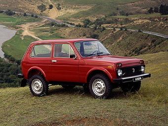 Lada 4x4 получила новые комплектации