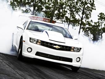 Chevrolet выпустит конструктор для создания дрэгстера