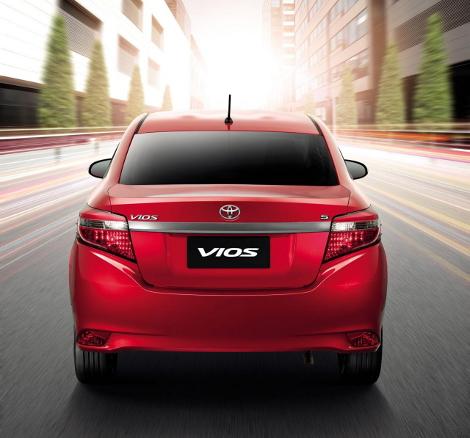 Модель Vios нового поколения будет продаваться в 80 странах. Фото 1