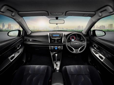 Модель Vios нового поколения будет продаваться в 80 странах. Фото 2