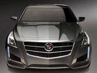 Новый Cadillac CTS рассекретили раньше срока
