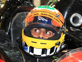 Второй индиец в истории Формулы-1 перешел в чемпионат FIA GT